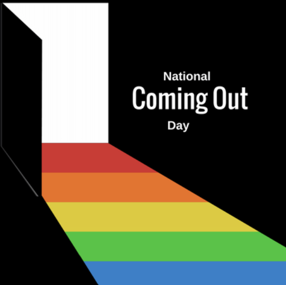 National Coming Out Day Poster